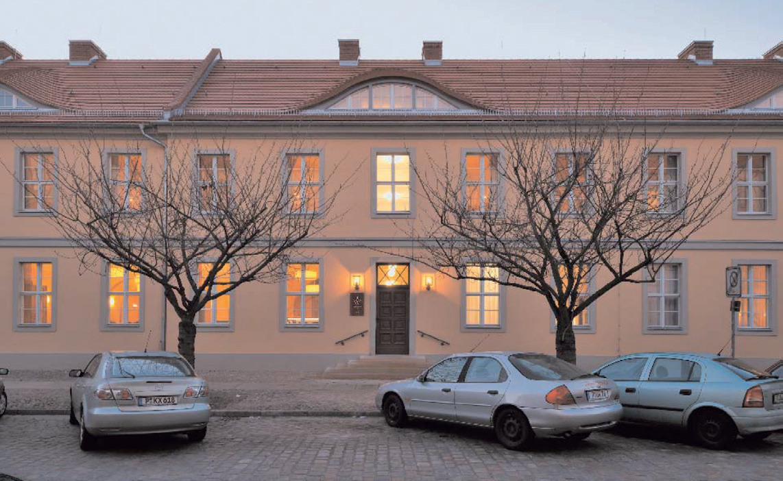 Hotel Am Großen Waisenhaus Maz Aboplus Karte