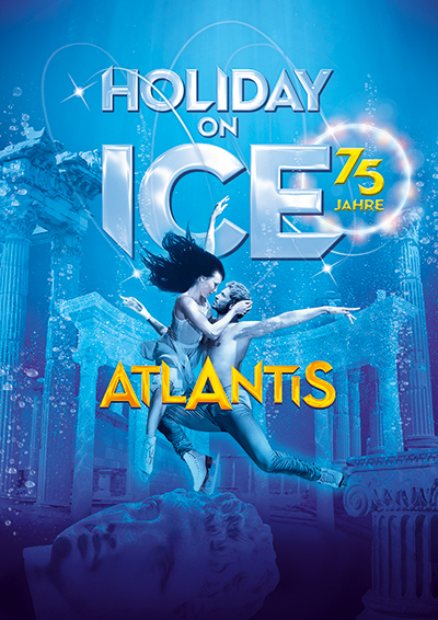 75 Jahre Holiday on Ice ATLANTIS