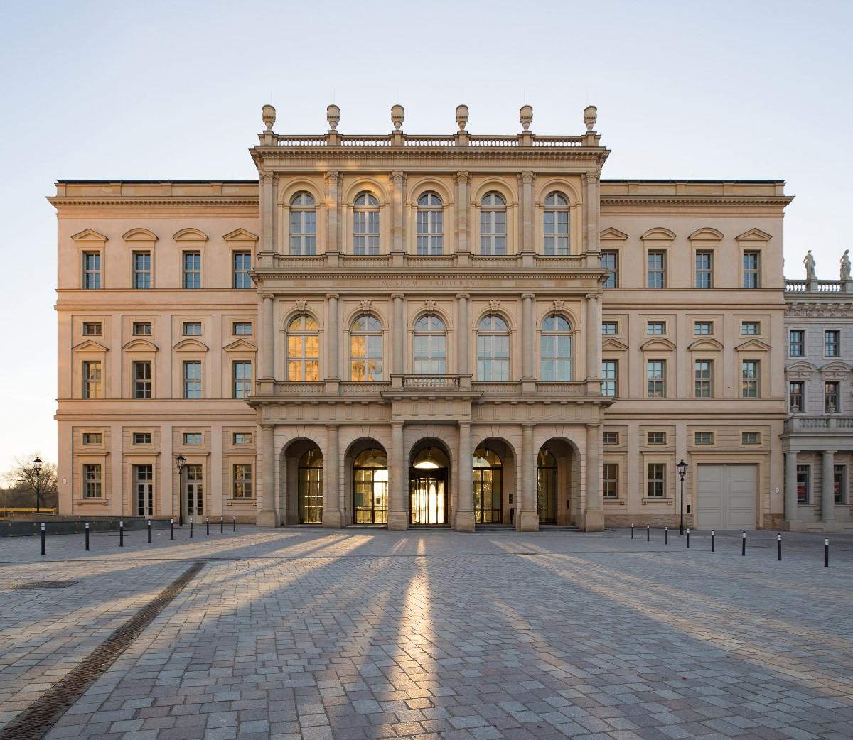 Museum Barberini: Monet. Orte