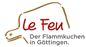 Flammkuchenrestaurant Le Feu