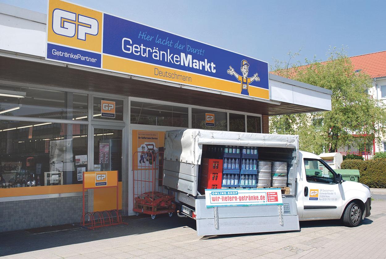 Getränke Deutschmann GmbH - PAZ AboPlus Karte