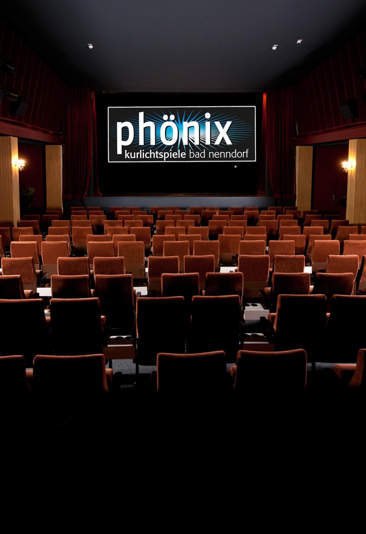 Im Phönix-Kino in der Wandelhalle können bis zu 202 Gäste dem Alltag entfliehen und Entspannung bei hochwertigen Filmen finden. Foto: pr.